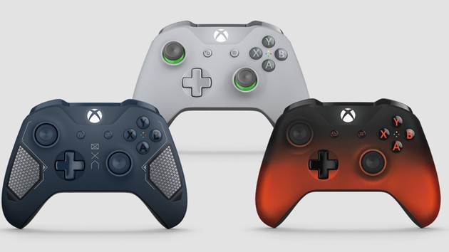 Xbox One Controller: New colors and smaller PC receiver