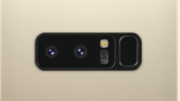 Samsung: Dual camera after the grade 8 also in the middle class