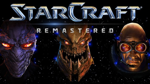 Blizzard: StarCraft Remastered now available