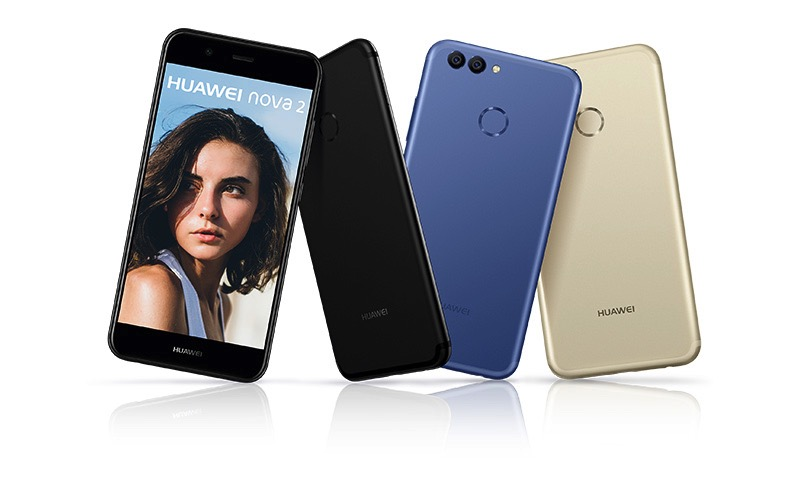 Huawei announces the Nova 2