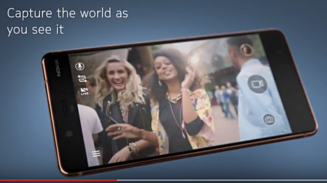 Nokia 8 You Tube