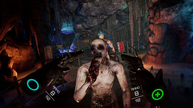 Killing Floor: Incursion: Zombie shooter available in VR