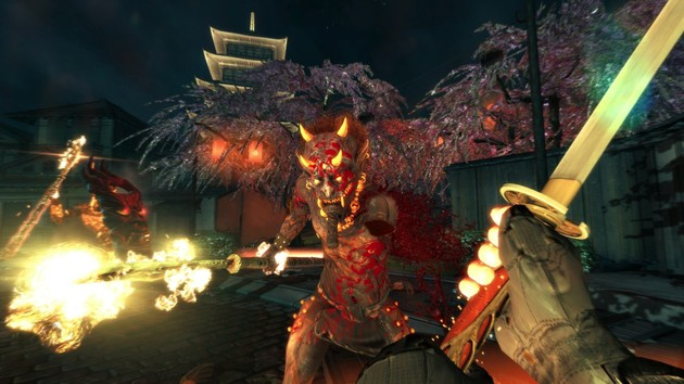 Action: Shadow Warrior (2013) free on Steam