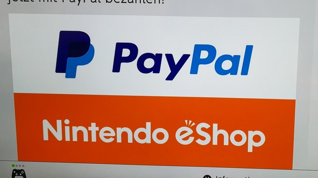 Nintendo Switch: PayPal now as a payment method in the eShop