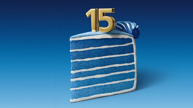 O2 birthday week: 15 gigabytes free volume for existing customers