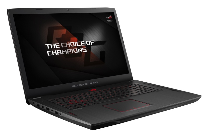 Asus packs Ryzen CPU in a notebook