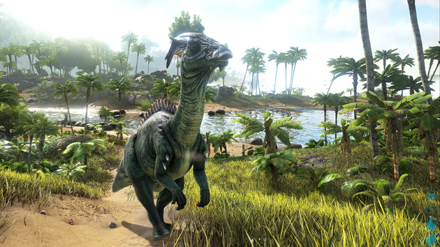 ARK: Survival Evolved: Requirements & Mistakes dull beautiful graphics