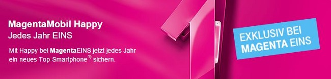 Telekom MagentaMobil Happy