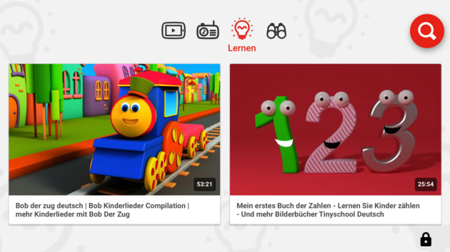 Google: YouTube Kids starts in Germany and Austria