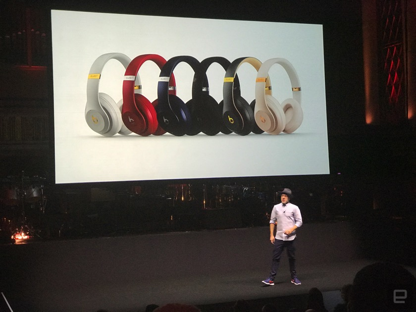 Studio3 Wireless: new headphones presented by Beats by Dre