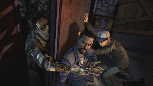 Humble Bundle: The Walking Dead gratis im Sommerschlussverkauf