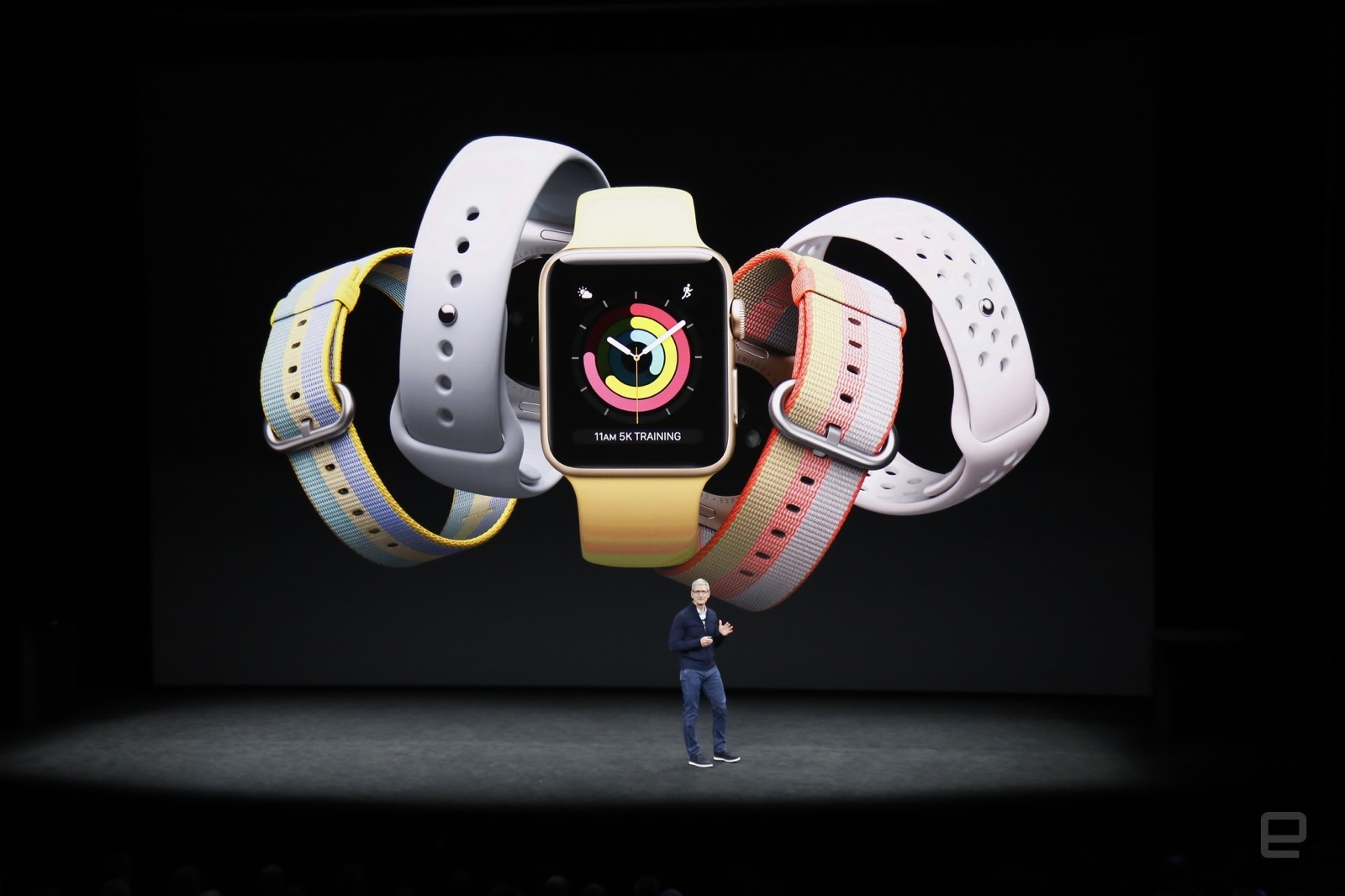 Apple Watch Series 3: with LTE and music streaming