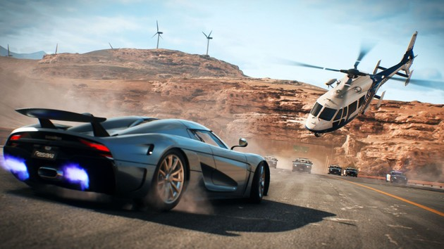 Need for Speed ​​Payback: System requirement is similar to Frostbite titles like Battlefield 1