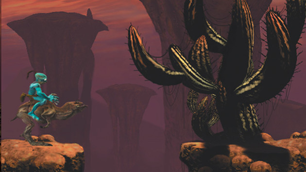 Oddworld: Abe's Oddysee: Game classic for free at Steam, Humble and GOG